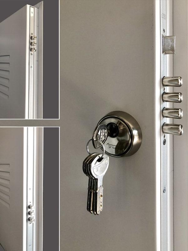 puerta seguridad trastero